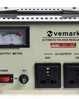 Стабилизатор на напрежение SVC-1000W 220VAC 1000VA