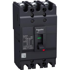 Автоматичен прекъсвач EZC100N3080 550VАC/80А