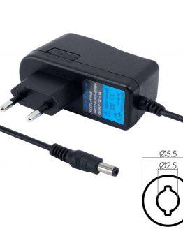 Адаптер импулсен UP012S 12VDC 1A 5.5x2.5mm