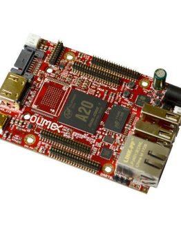 Едноплатков компютър A20-OLINUXINO-LIME-N8G