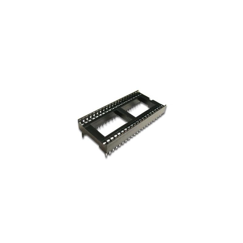 Цокли DIP 1.778 мм /плосък щифт/
