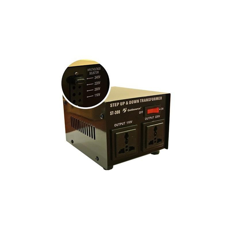Конвертори 220-110VAC