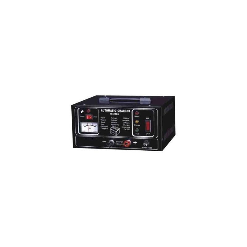 Зарядни устройства за акумулатори