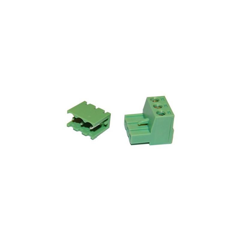 Съединители кабел-платка 5.00 мм
