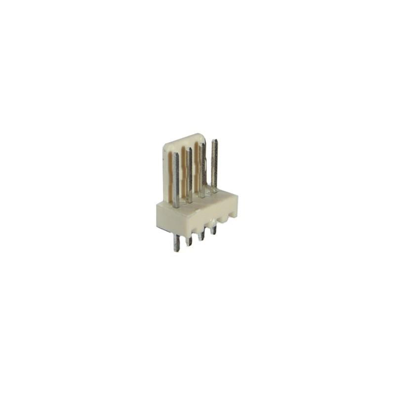 Съединители кабел-платка 2.54 мм