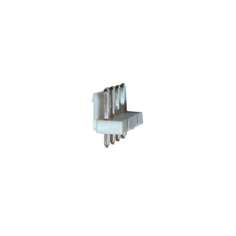 Съединители кабел-платка 3.96 мм -VH