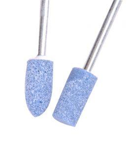 Комплект абразивни накрайници за шлайфане 4-10mm, 10 части /P019370/
