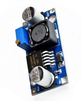Импулсен стабилизатор с LM2596ADJ 1.2-35V / 2.0A (P0440011)