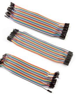 Свързващи кабелчета и съединители