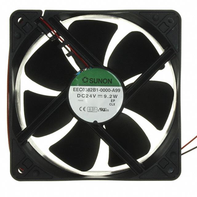 Вентилатори 24VDC безчеткови