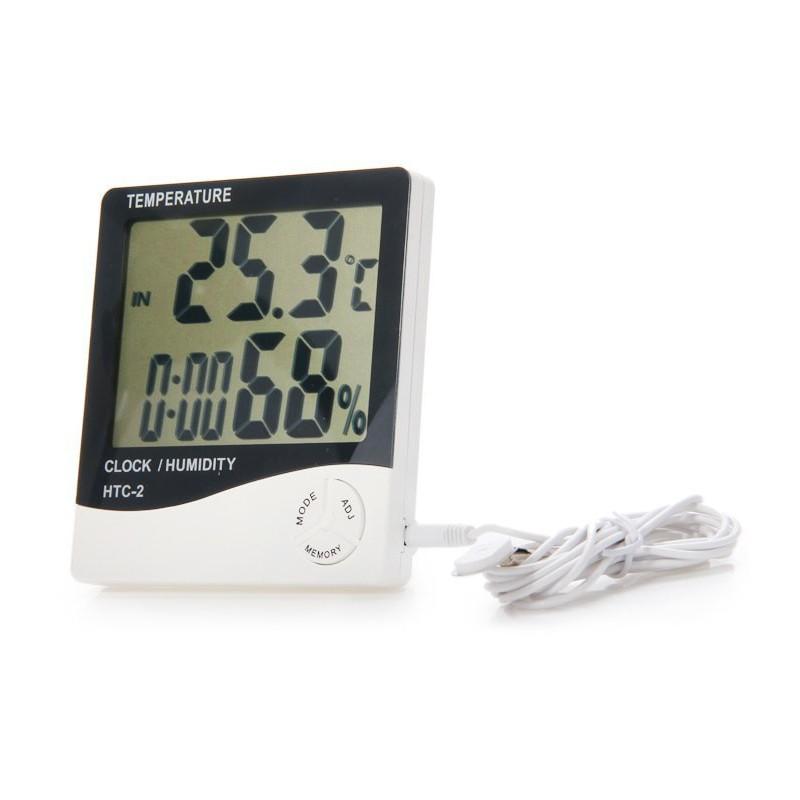 Термометри, Влагомери, Часовници