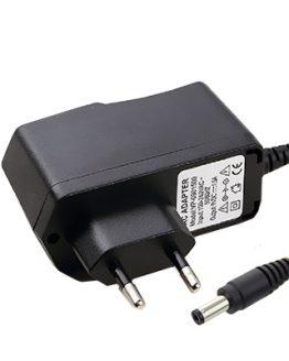 Адаптер импулсен 0610 6VDC 1A 6W, 5.5х2.5mm