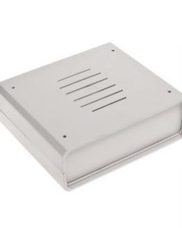 CP-Z4W пластмасова кутия сива 149x129x50