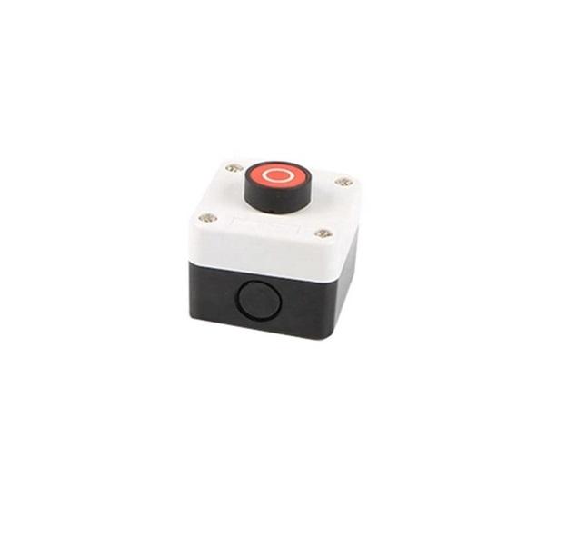 Единична бутониера LAY5-B112 400V/10A SPST