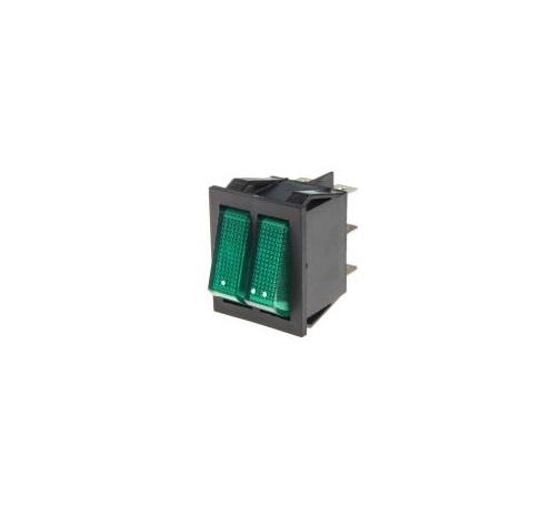 Клавишен превключвател MK321A/N 250VAC/15A