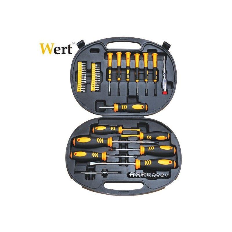 Комплект инструменти Wert 2236 49 части