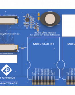 Адаптер GEN4-MOTG-AC4 4D SYSTEMS