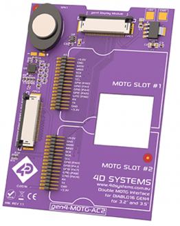 Адаптер MOTG-AC2 4D SYSTEMS