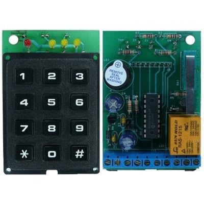 Алармена система с код HK1585 /клавиатура 3х4/