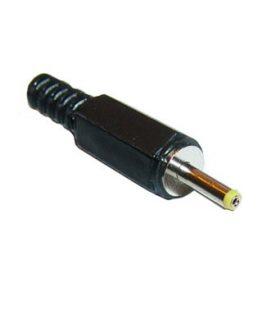 Букса захранваща 2.5х0.7х9.5мм женска кабелна