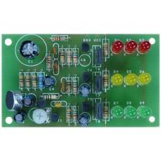 Цвето-музикално устройство /3х3 светодиода/ HK1525