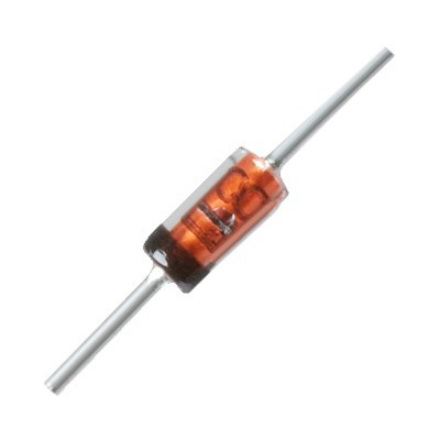 Ценеров диод BZX55C56-TAP 56V/0.5W, THT