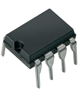 DS1302 интегрална схема RTC 3-wire serial, 31B NV SRAM DIP8