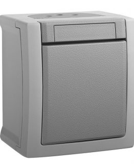 Външен електрически ключ WPTC4001-2GR сх.1
