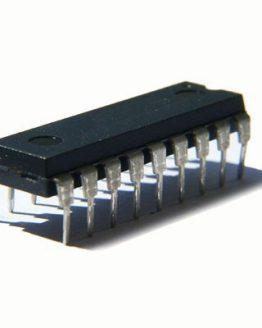 Интегрална схема 74HCT253, DIP-16, IC - Integrated circuit