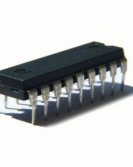 Интегрална схема AT89C4051-24PI, PDIP-20, IC - Integrated circuit