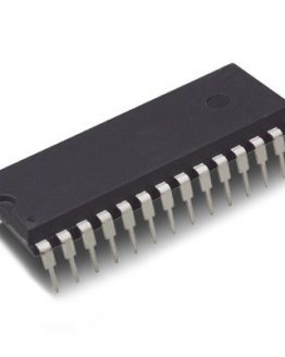 Интегрална схема AT89S51-24PC, PDIP-40, IC - Integrated circuit