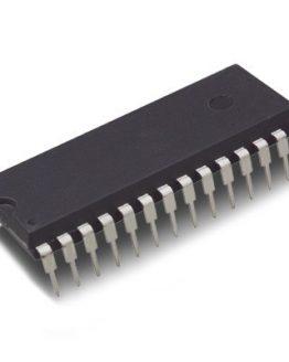 Интегрална схема D8251-AFC, DIP-28, IC - Integrated circuit