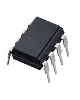Интегрална схема LM393P, PDIP-8, TI
