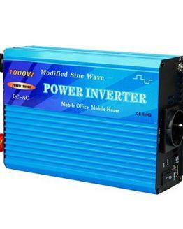 Инвертор TY-1000-M 1000W 12VDC 220VAC