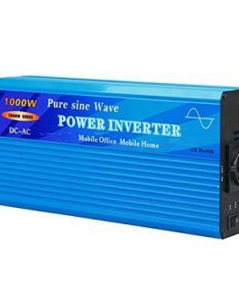 Инвертор TY-1000-S 1000W 12VDC 220VAC, синусоидален