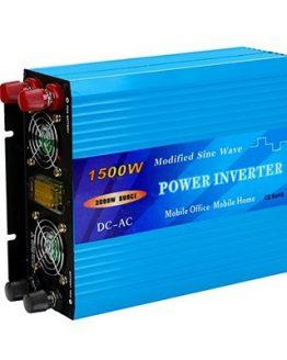 Инвертор TY-1500-M 1500W 24VDC 220VAC