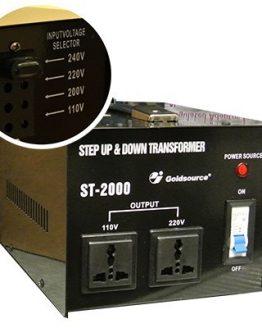 Конвертор ST-2000 220/110VAC 2000W