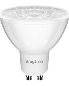 LED лампа BA25-00550 5W, GU10, MR16, 220VAC, 410lm, 3000K, топлобяла