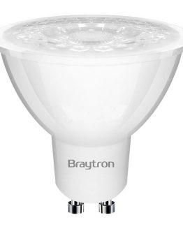 LED лампа BA25-00553 5W, GU10, MR16, 220VAC, 410lm, 6500K, студенобяла