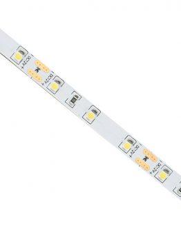 LED лента червена 12VDC 3528 ECOLINE, 60LED/m, 4.8W/m, IP20, невлагозащитена, BS45-0103