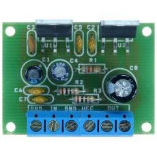 Нискочестотен усилвател 20W HK1501