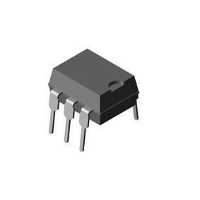 Оптрон TIL111, с транзисторен изход