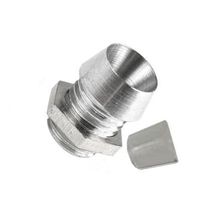 Основа за светодиод М6, LED:3 мм, PVC