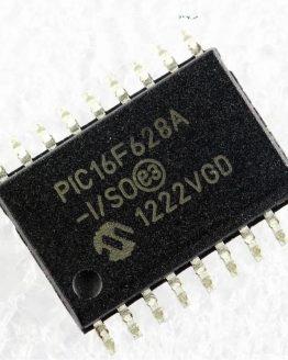 Микроконтролер PIC16F628A-I/SO MICROCHIP SOIC18, IC - Integrated circuit