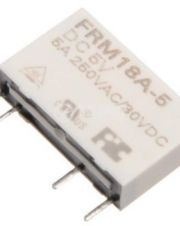 Електромагнитно реле FRM18A-5VDC 5VDC 5A/250V