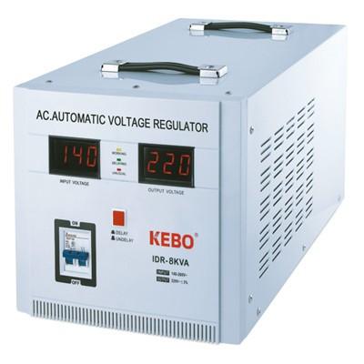 Стабилизатор на напрежение IDR-8000VA 8000VA серво