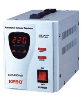 Стабилизатор на напрежение SDC-2000VA 2000VA, серво
