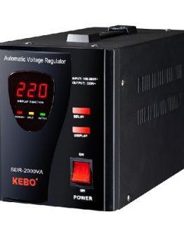 Стабилизатор на напрежение SDR-2000VA 2000VA, с релета
