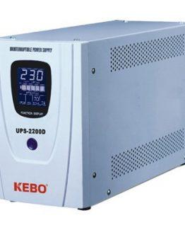 UPS устройство UPS-2200D 2200VA 1300W, 220VAC, LCD дисплей, RS-232