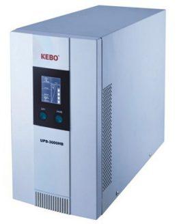 UPS устройство UPS-3000HB 3000VA 2100W, 220VA, LCD, онлайн, синусоидален, RS-232